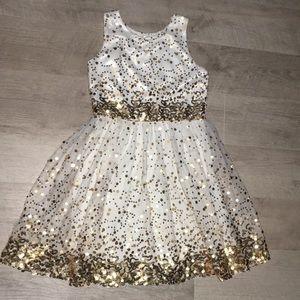 Chasing fireflies dress